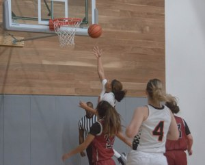 Ladies hoops fall to LA Valley
