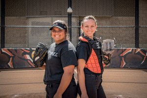 Dynamic duo keeps team in pursuit
