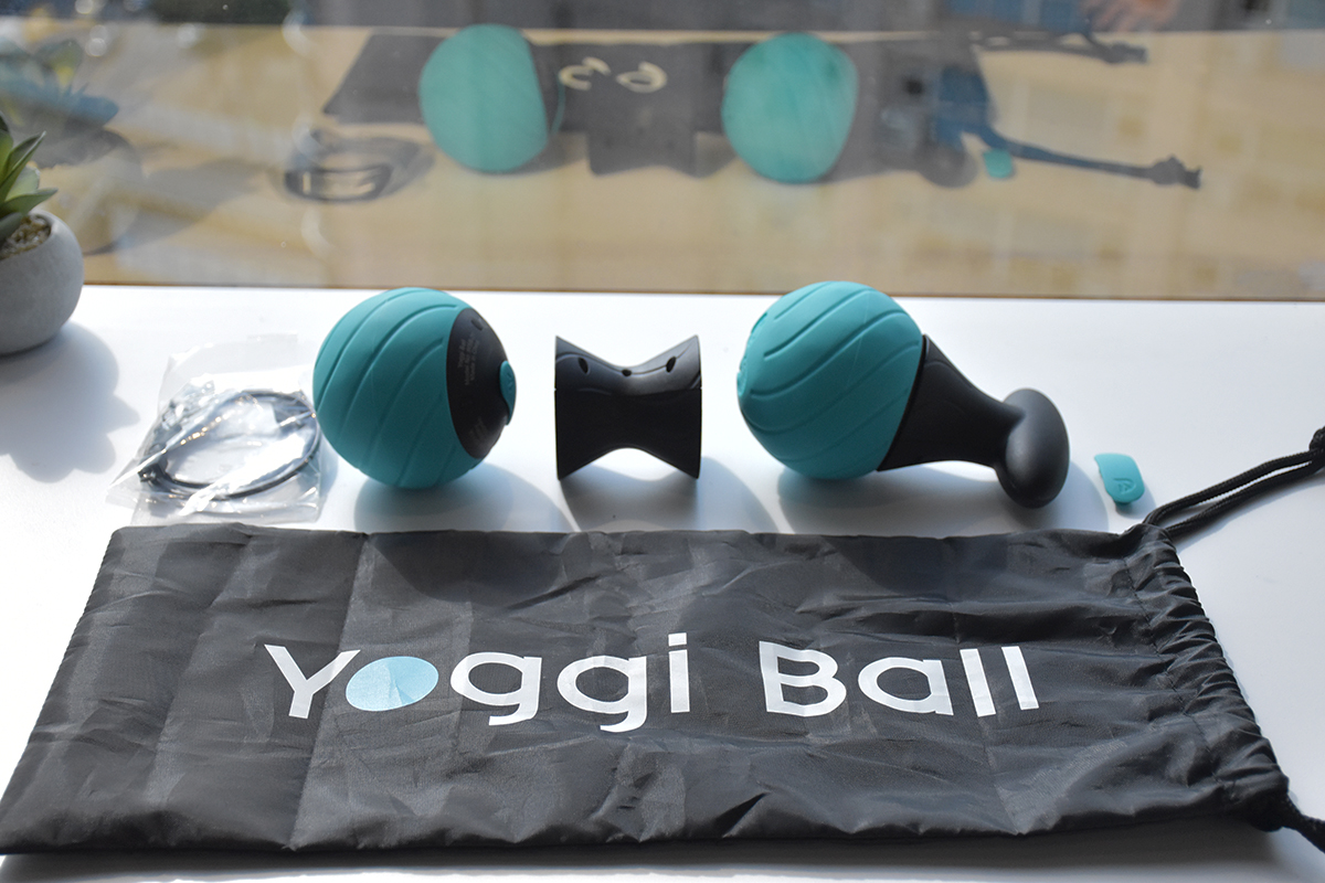 Yogggi Ball模組式熱感按摩球