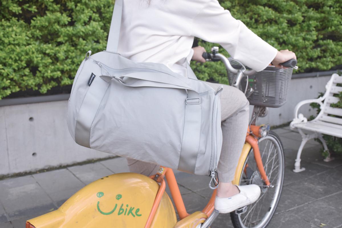 Notabag 德國諾特 輕旅行 圓筒包