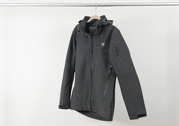 GRAPHENE-X 黑科技羽量極輕機能外套