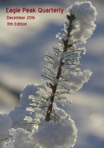 Eagle Peak Quarterly cover for December 2016