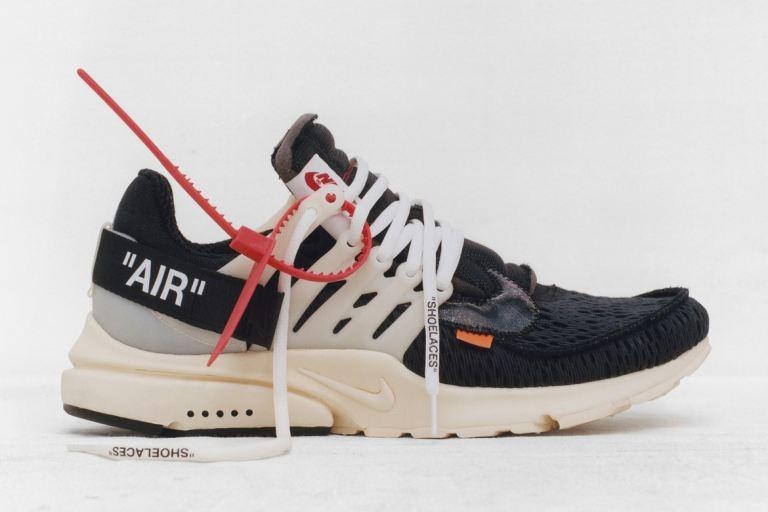 acheter en ligne 24e0d c12af Tout ce que vous devez savoir sur la Nike Air Presto x OFF ...