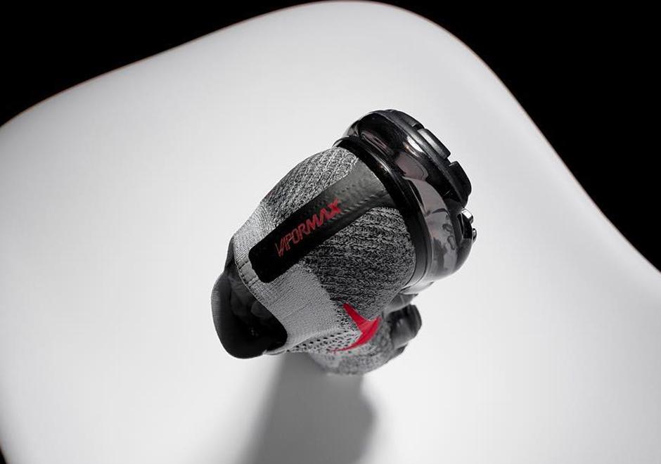 Nike Vapormax Grey/Black/white