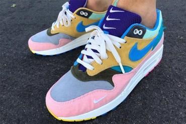 huge discount d3b61 1ab92 Nike et Sean Wotherspoon, une collaboration de prestige qui ne fait que  débuter