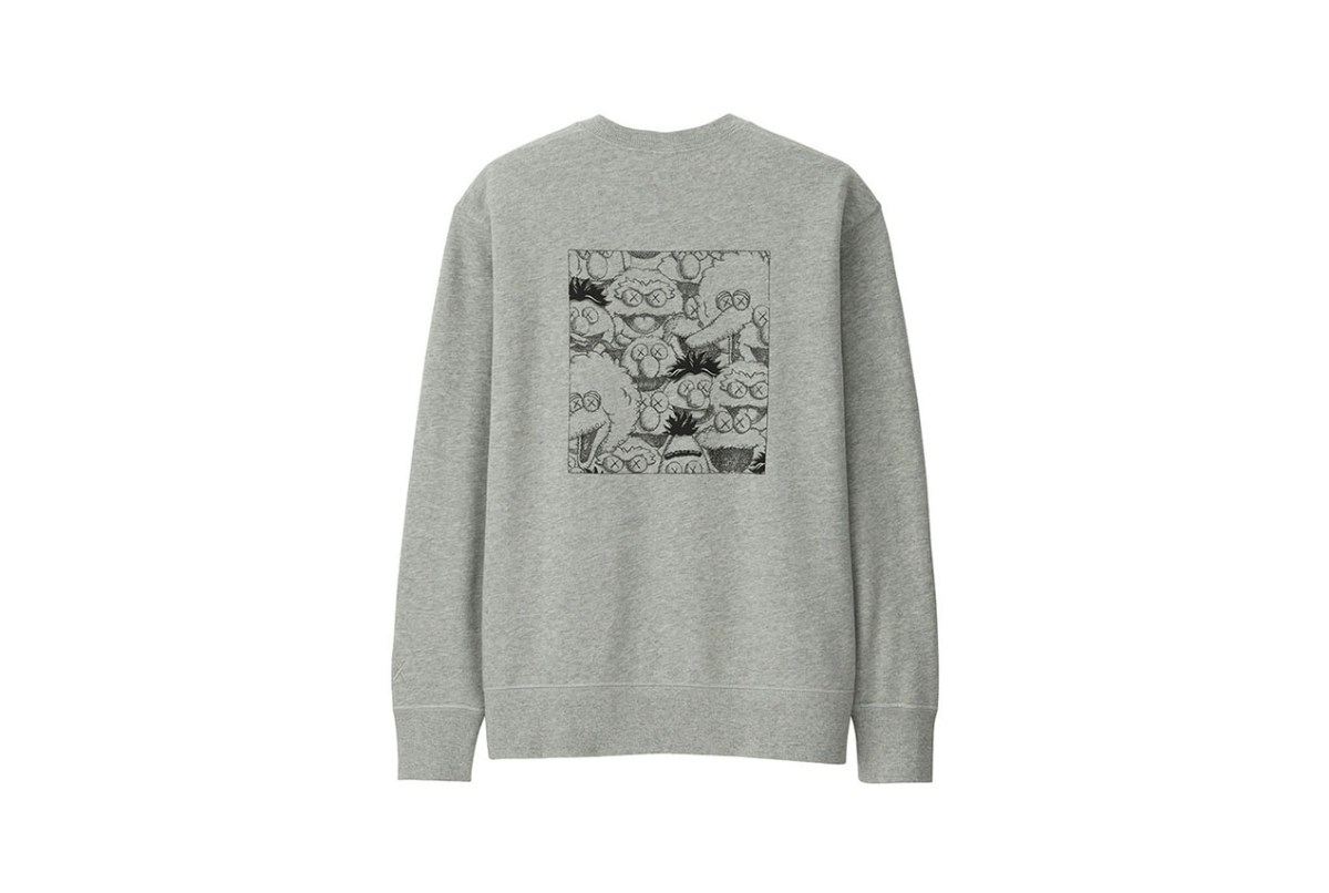 uniqlo-kaws-sesame-street-second-collection-15