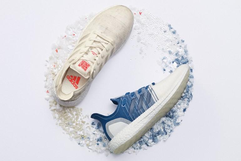 adidas sneakers recyclées