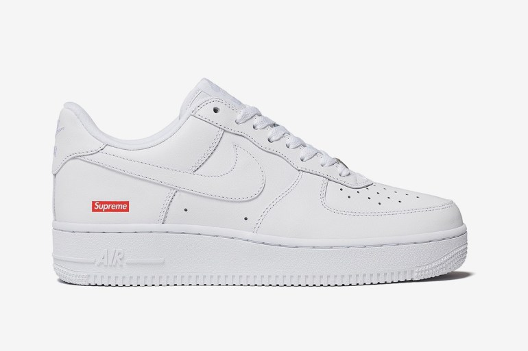 nike supreme air force 1 low