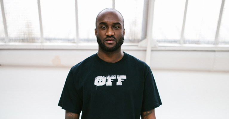 Virgil Abloh playlist confinement