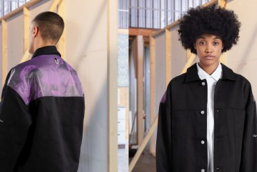 Fred Perry Raf Simons collection