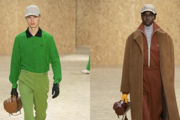 Lacoste collection Automne/Hiver 2020 lookbook