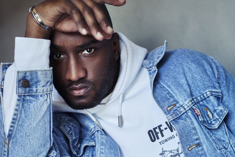 Virgil Abloh Pharell Williams New York Times