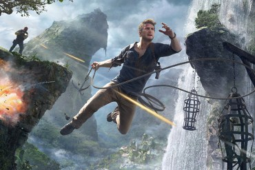 Uncharted 4 Sony Play at Home