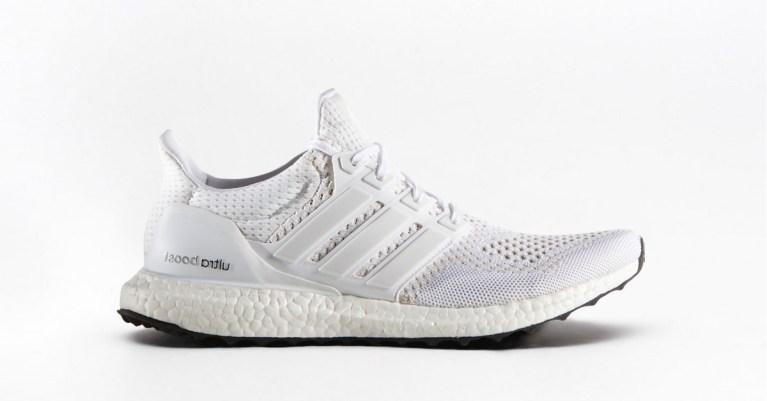 "adidas UltraBOOST 1.0 ""Triple White"" retour retail"