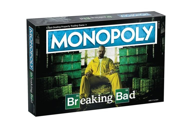 monopoly breaking bad série