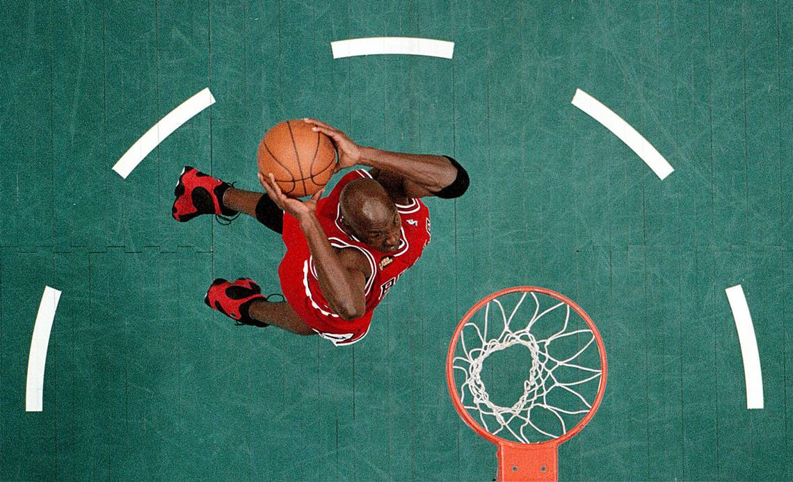 michael jordan documentaire the last dance chicago bulls espn netflix sport