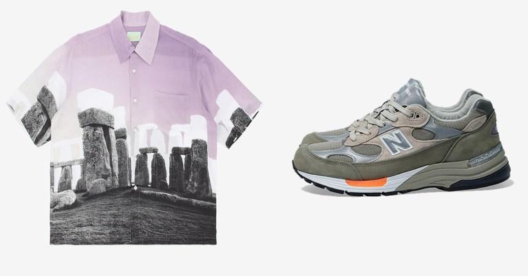 selection pièces streetwear drop