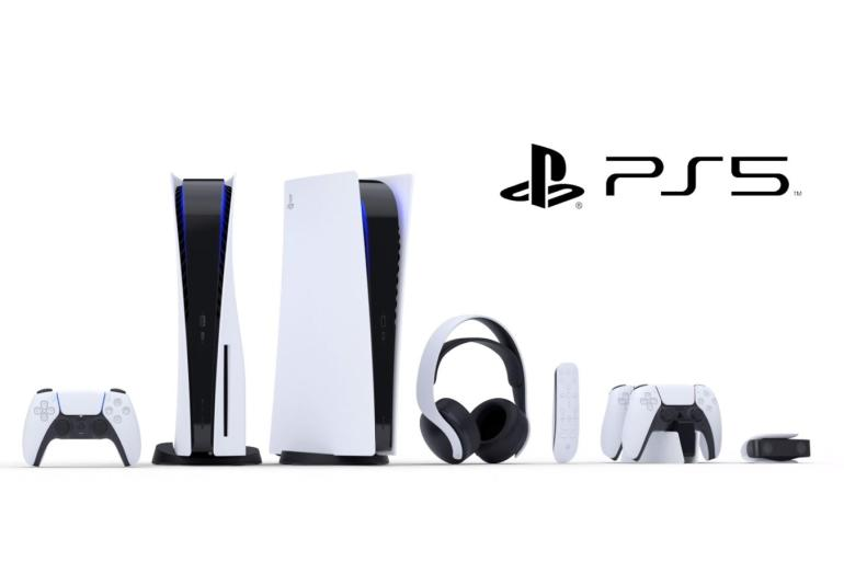 playstation 5 PS5 images officielles