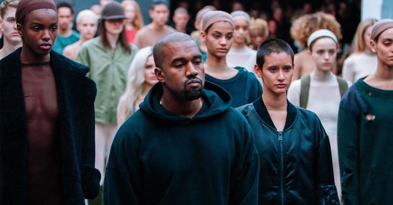 Kanye West adidas nike collaboration
