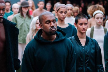 Kanye West yeezy site