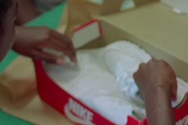 patta shop court-métrage sneakers
