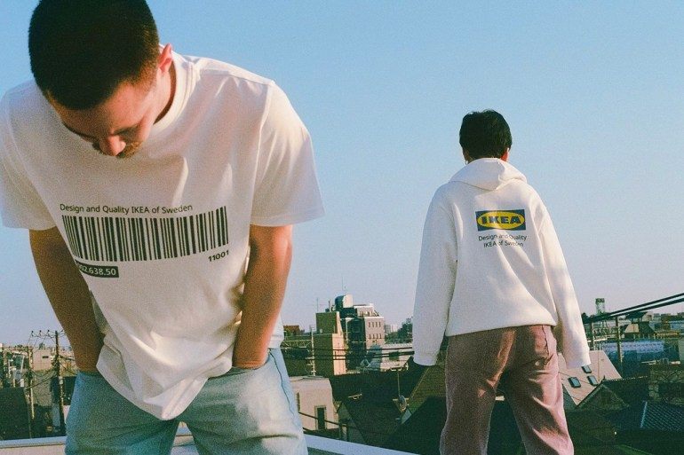 ikea vetements collection drop streetwear