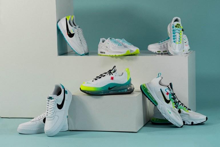 nike pack worldwide sneakers