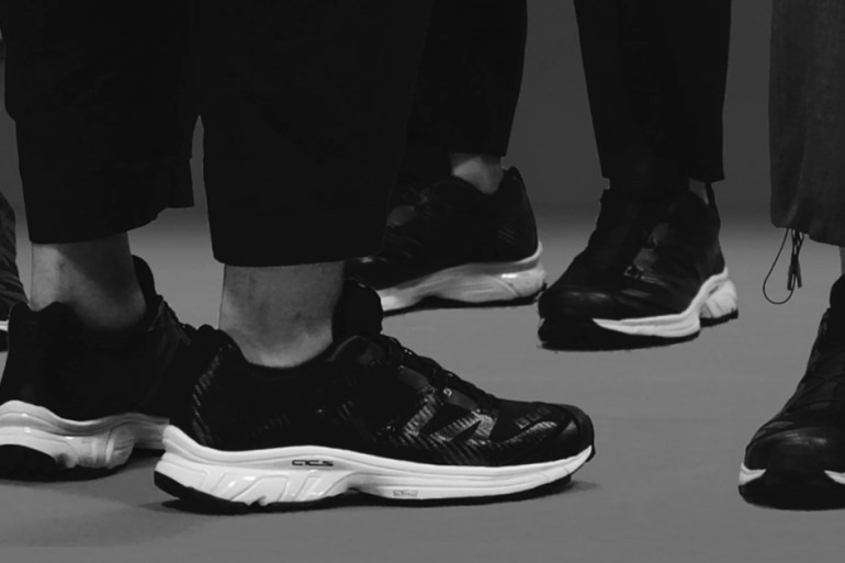 salomon advanced Fumito Ganryu sneakers running