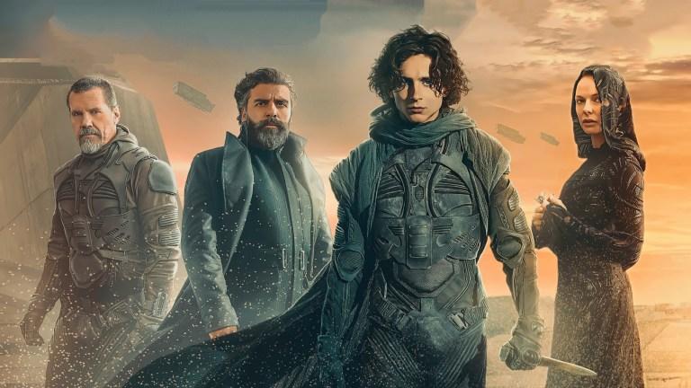 dune films 2020