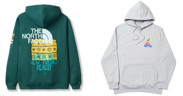 meilleurs hoodies sélection streetwear