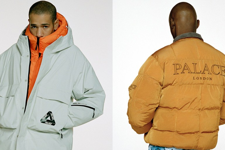 palace lookbook collection hiver 2020