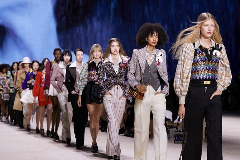 paris fashion week femme printemps/été 2021