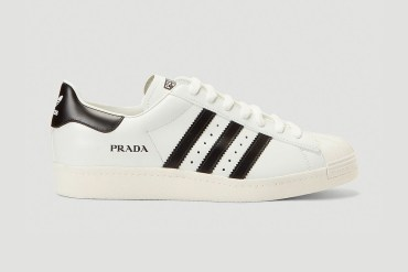 adidas superstar prada sneakers