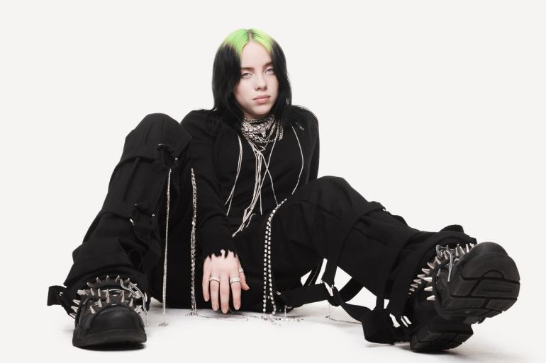 gucci nouvelle collection film Billie Eilish Harry Styles