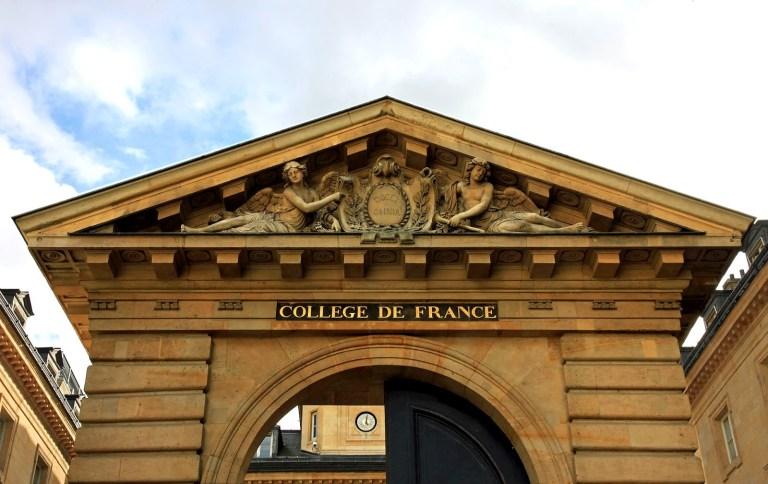 Collège de France 10 000 cours gratuits confinement