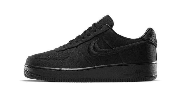 Nike Stüssy Air Force 1