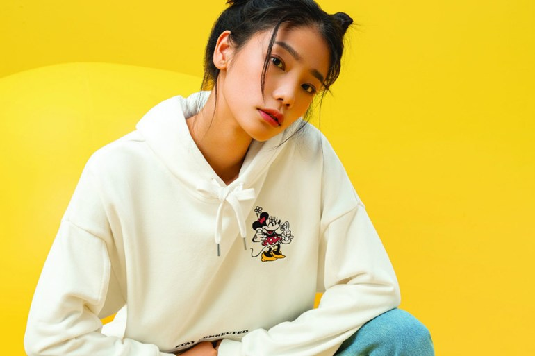 disney levi's collaboration collection