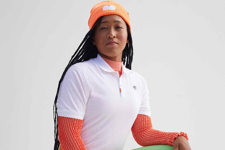naomi osaka lebron james athlète de l'année associated press 2020