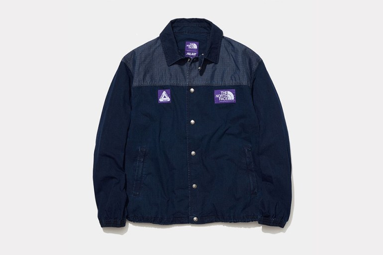 the north face purple label palace collection collaboration