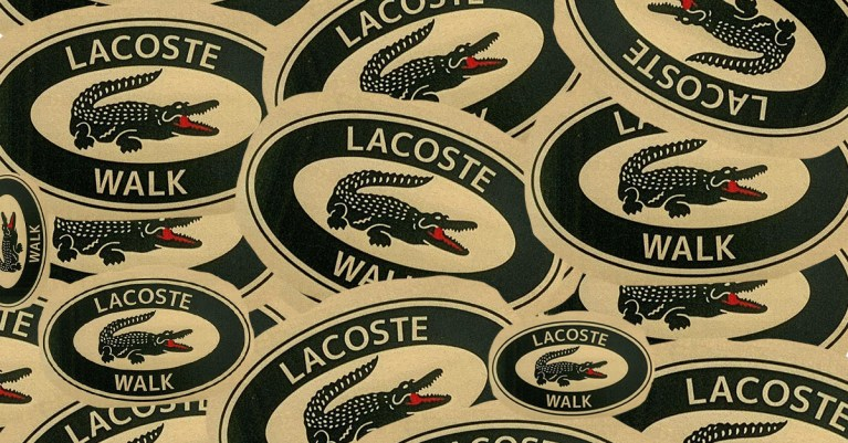 lacoste walk in paris collaboration collection