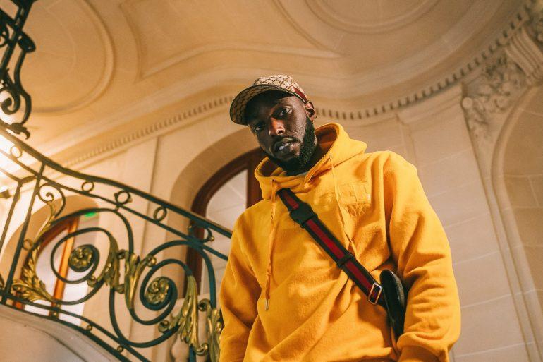 bakari interview sur écoute rap