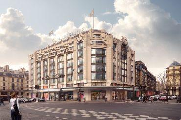 la samaritaine centre commercial paris réouverture