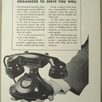 For Whom the Bell Telephones (Part 1)