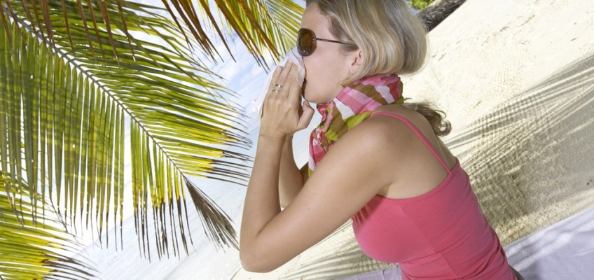 What To Do If You Get Sick On Vacation