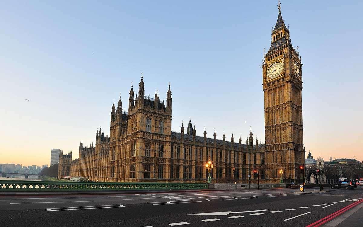 Take a Break from a Stressful Day in London
