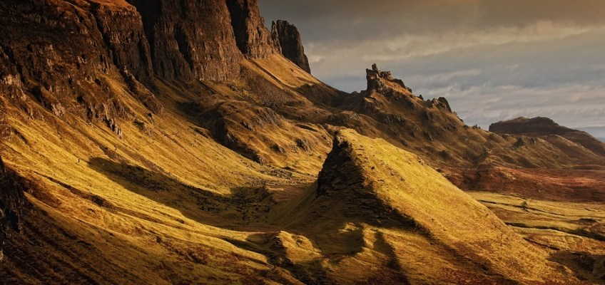 Blissful Scotland