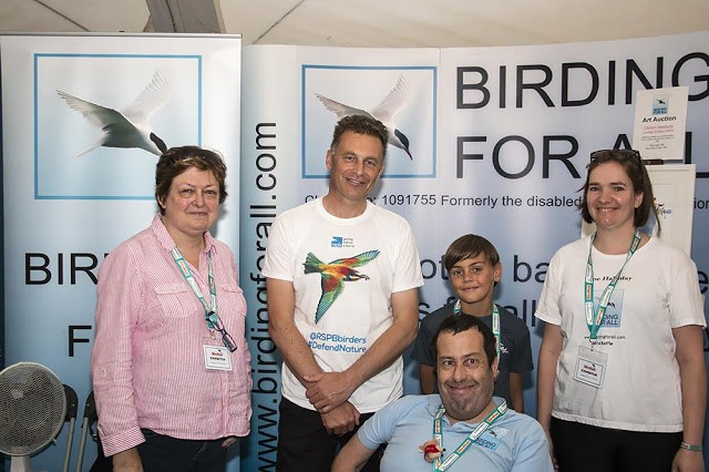 Meeting Chris Packham