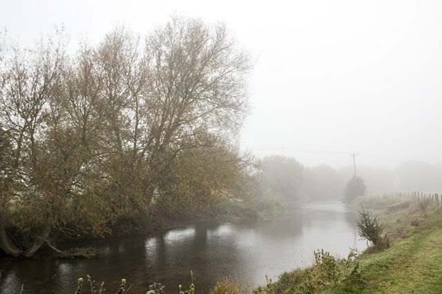 River Ouse in the Mist