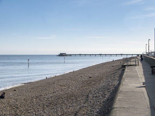 Distant Views of the Pier