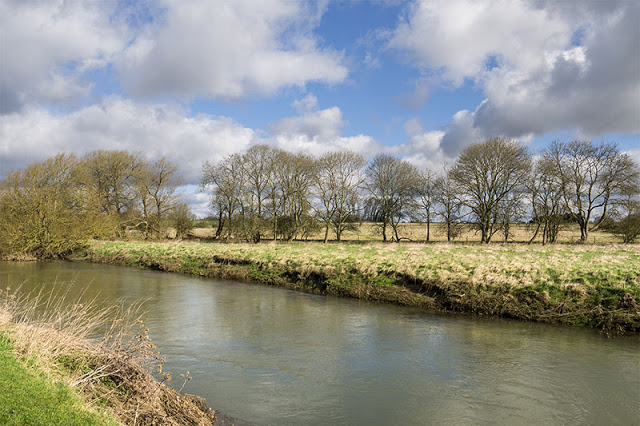 River Ouse at New Bradwell